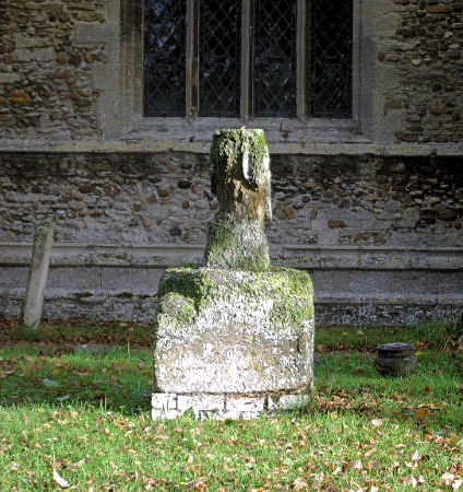 Old Stump Cross